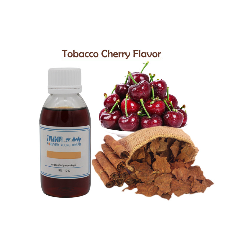 Mixed Series Vape Juice Tobacco Cherry Flavor High Concentrate