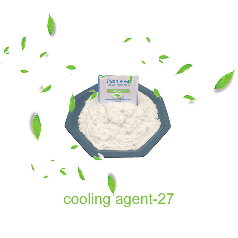 Taima Food Grade Additive Ws27 White Powder Cooling Agent Ws-27
