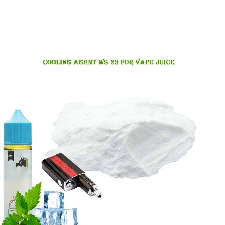 Menthol Cooling Agent WS-23 For E Vape Liquid Juice